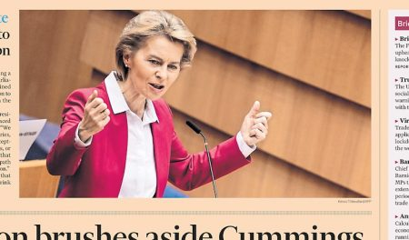 Ursula - European Union - Financial Times