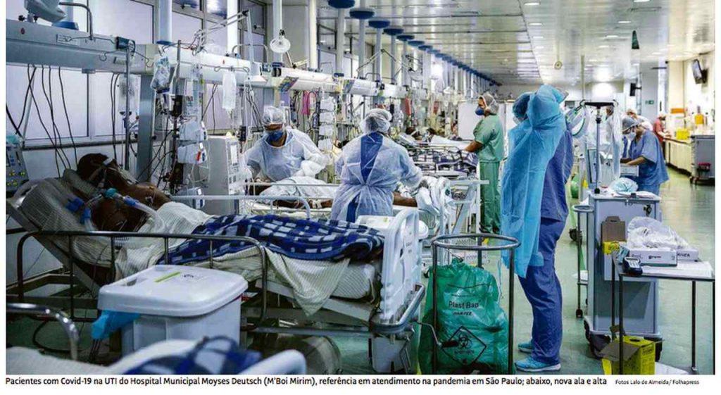 Coronavirus: hospital allows 'farewell visit' to terminally ill patients