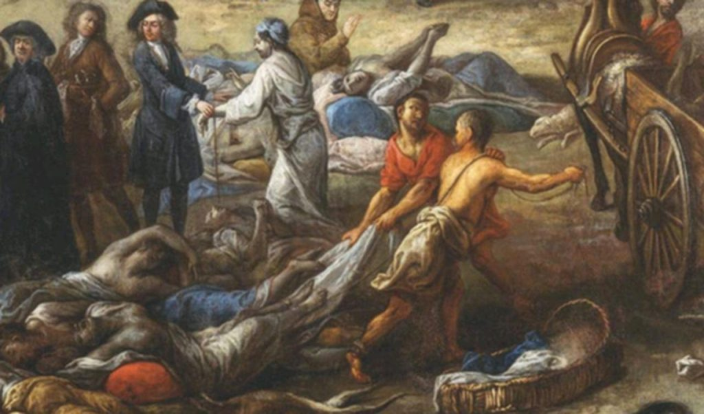 The Great Black Death of 1720: a decade for recovery
