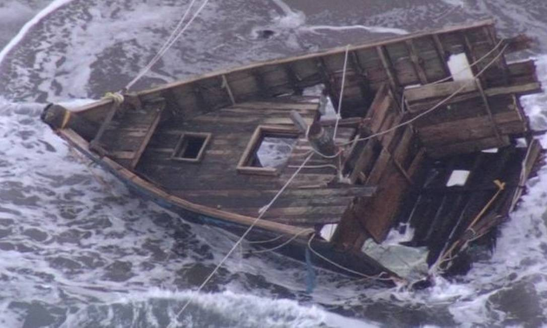 Mystery: the ships full of bodies that appear in Japan